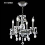 James R Moder Mini Chandelier - 95742AB11