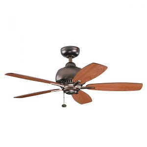 Kichler Oil Brushed Bronze Ceiling Fan - 300123OBB