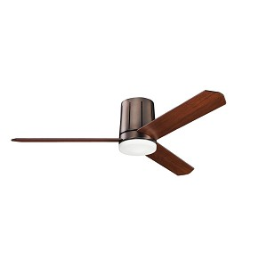 Kichler One Light Oil Brushed Bronze Ceiling Fan - 300151OBB