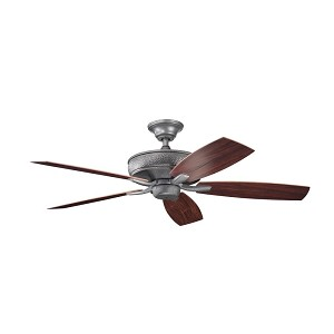 Kichler Distressed Black Ceiling Fan - 310103DBK