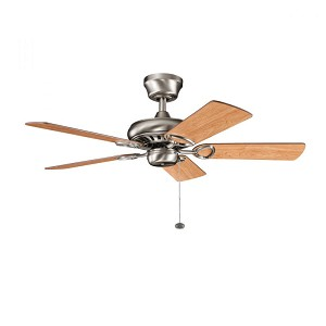 Kichler Antique Pewter Ceiling Fan - 337013AP