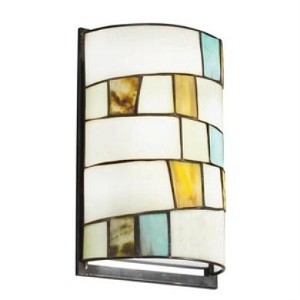 Kichler Two Light Shadow Bronze Wall Light - 69144