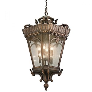 Kichler Eight Light Londonderry Hanging Lantern - 9568LD