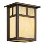 Kichler One Light Canyon View Wall Lantern - 9143CV