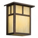Kichler One Light Canyon View Wall Lantern - 9147CV