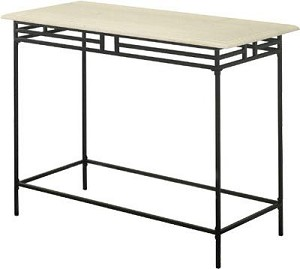 Lite Source Inc. CONSOLE TABLE: 30''H x 40''L x 18''W - LCT-6027