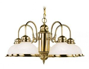 Livex Lighting Home Basics - 8105-01