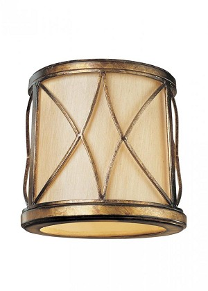 Minka-Lavery Gold Lamp Shade - SH1962