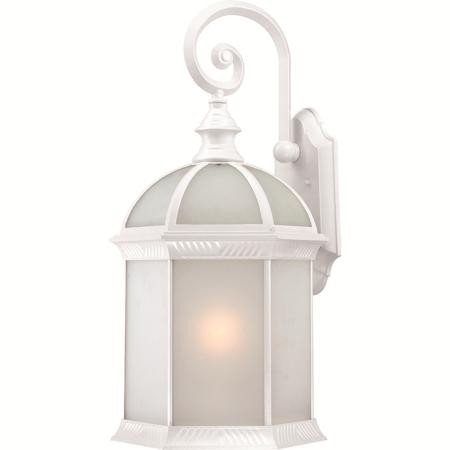 Nuvo Boxwood ES - 1 Light - 16'' Outdoor Wall W/ Frosted Glass - (1) 18W GU24 Base Lamp Included - 60/4981