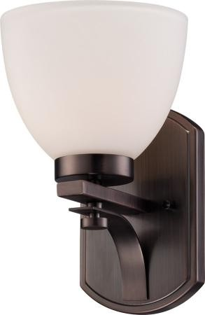 Nuvo Bentlley - 1 Light Vanity Fixture w/ Frosted Glass - 60/5111
