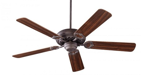 Quorum MONTICELLO 52'' FAN - TS - 17525-44