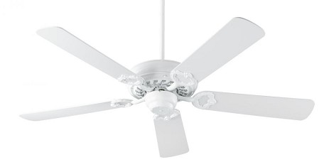 Quorum MONTICELLO 52'' FAN - WH - 17525-6