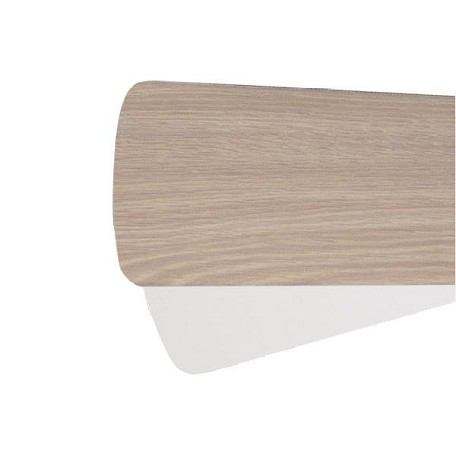 Quorum 60'' WASHED OAK/WH - 91525 - 6055206125