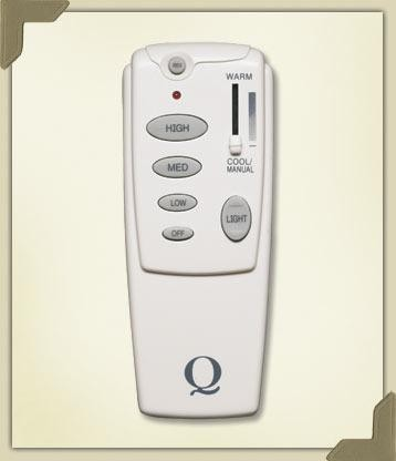 Quorum HAND HELD REMOTE 8-1401
