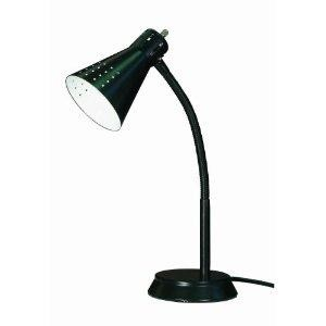 Satco Products Inc. Chrome Desk Lamp - 60-837