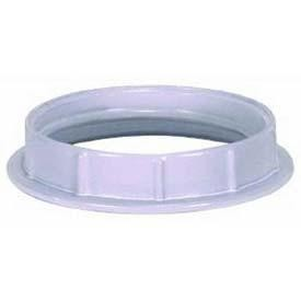 Satco Products Inc. DIE CAST WHITE RING - 80-1074