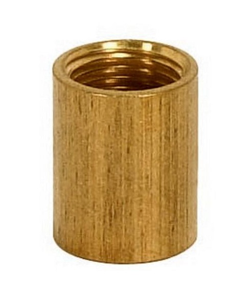 Satco Products Inc. 1/8 7/8'' BRASS COUPLING - 90-1600