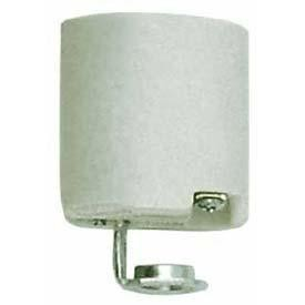 Satco Products Inc. KEYLESS PORCELAIN SOCKET WITH - 80-2089