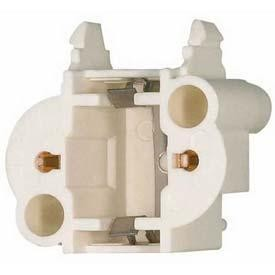Satco Products Inc. PL SOCKET G23 G23-2 HORIZ SNAP - 90-1540