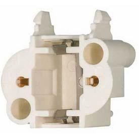 Satco Products Inc. PL SOCKET GX23 GX23-2 HORIZ SNAP - 90-1543
