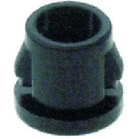 Satco Products Inc. BLACK NYLON SNAP-IN BUSHING FOR 5/16'' HOL - 90-157