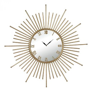 Sterling Industries Mid Century Style Wall Clock - 132-004