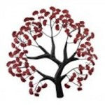 Sterling Industries Honey Hill-Cherry Tree Wall Décor - 138-072