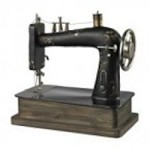 Sterling Industries Antique Replica Sewing Machine - 51-10039
