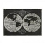 Sterling Industries World Map-Laser Cut Map Of The Globe - 51-10118