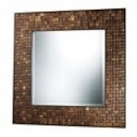 Sterling Industries Carrick Mirror In Coconut Shell - DM1970
