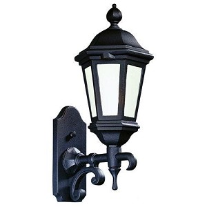Troy One Light Bronze Wall Lantern - BFCD6830BZP