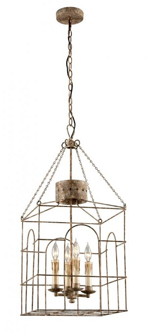 Troy 4LT PENDANT ENTRY MEDIUM - F3504