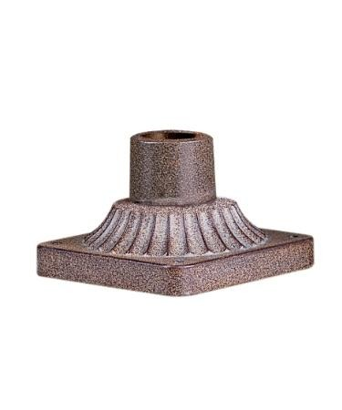 Troy Bronze Pier Mount - PM8680OBZ