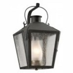 Troy 1LT WALL LANTERN MEDIUM - B3762CI