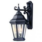 Troy Two Light Bronze Wall Lantern - BCD6891BZP