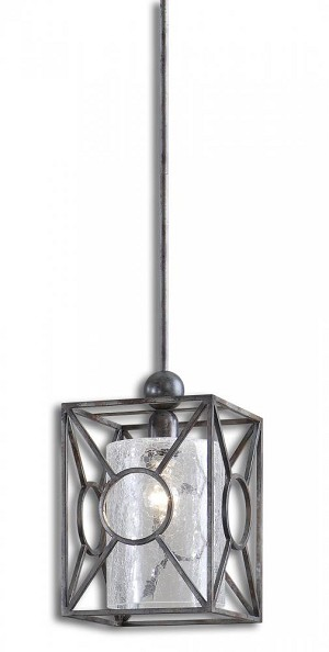 Uttermost Arbela 1 Light Mini Pendant - 21978