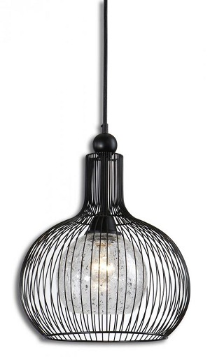 Uttermost Casnovia 1 Light Pendant - 21983