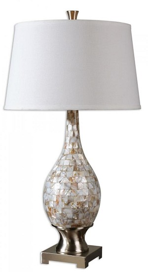 Uttermost Madre Mosaic Tile Lamp - 26491