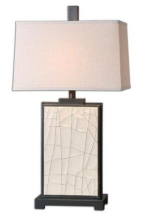 Uttermost Shawano Ivory Table Lamp - 26561