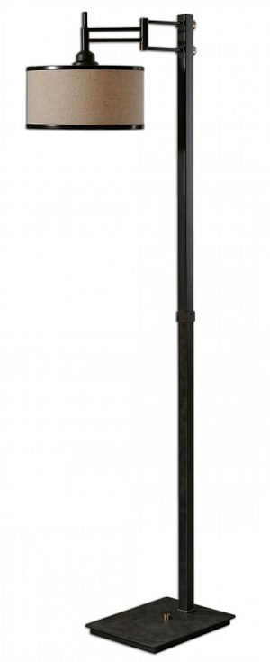 Uttermost Prescott Metal Floor Lamp - 28587-1