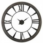Uttermost Ronan Wall Clock, Large - 06084