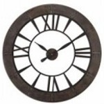 Uttermost Ronan Wall Clock - 06085