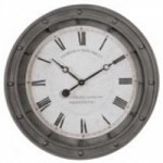 Uttermost Porthole Wall Clock - 06092