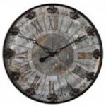 Uttermost Artemis Antique Wall Clock - 06643