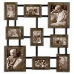 Uttermost LUCHO, HANGING PHOTO COLLAGE - 13541