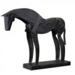 Uttermost Bronius Horse Sculpture - 19855