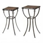 Uttermost Hewson Plant Stands Set/2 - 24313