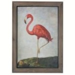 Uttermost Pink Flamingo Framed Art - 41415