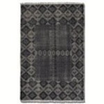 Uttermost Aegean 9 X 12 Rug - Aged Charcoal - 70005-9