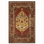 Uttermost Estelle 8 X 10 Rug - Red - 73056-8